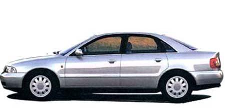 アウディ A4 1.8 (1998年1月モデル)