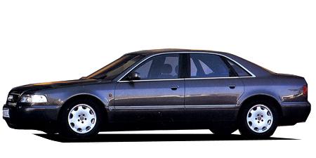 アウディ A8 4.2クワトロ (1995年10月モデル)