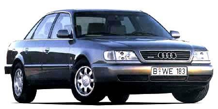 アウディ A6 2.8クワトロ (1994年11月モデル)