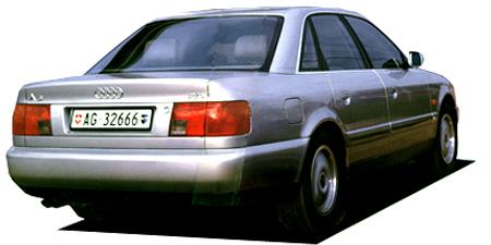 アウディ A6 2.8クワトロ (1995年10月モデル)