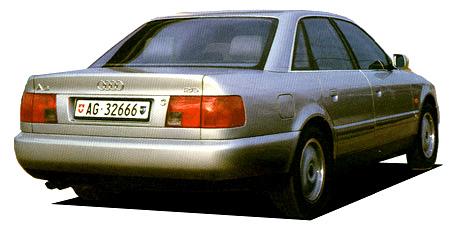 アウディ A6 2.8クワトロ (1996年10月モデル)