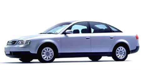 アウディ A6 2.4 (1997年9月モデル)