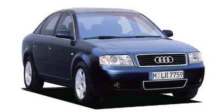 アウディ A6 3.0クワトロSE (2001年11月モデル)