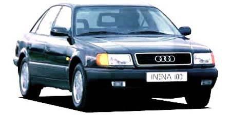 アウディ 100 2.8E (1991年11月モデル)