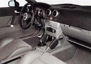 アウディ TTクーペ 1.8Tクワトロ (1999年10月モデル)
