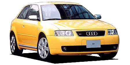 アウディ S3 ベースグレード (2002年4月モデル)