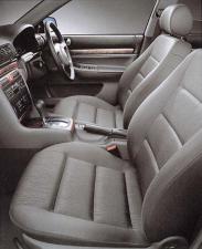 アウディ A4アバント 2.4クワトロ (1999年10月モデル)