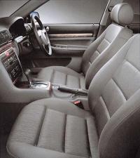 アウディ A4アバント 1.8 (2000年9月モデル)