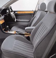 アウディ A6アバント 2.8クワトロ (1999年9月モデル)