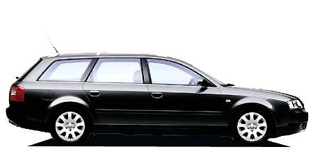アウディ A6アバント 3.0クワトロ (2002年9月モデル)