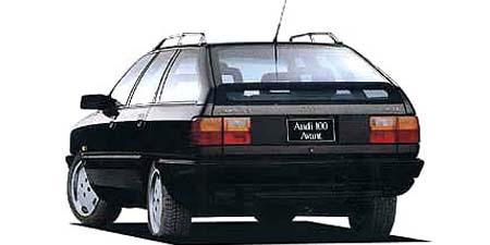 アウディ 100アバント 2.3E (1990年10月モデル)