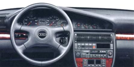 アウディ 100アバント 2.8E (1992年11月モデル)