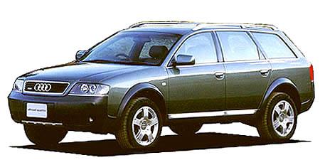 アウディ オールロードクワトロ 2.7T (2001年2月モデル)