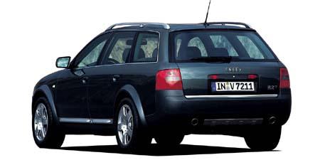 アウディ オールロードクワトロ 2.7T (2001年11月モデル)