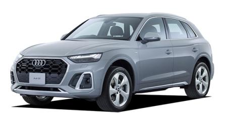 アウディ Q5 40TDIクワトロ Sライン エアサスペンション装備車 (2021年3月モデル)