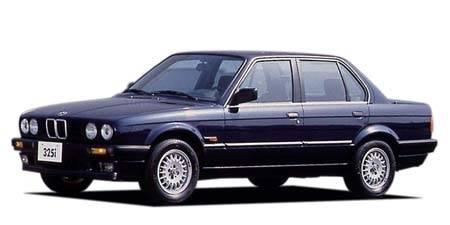 BMW 3シリーズ 325iX (1989年4月モデル)