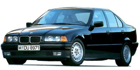 BMW 3シリーズ 318i (1991年7月モデル)
