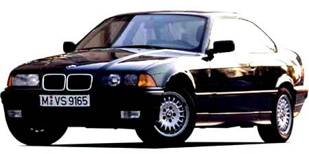 BMW 3シリーズ 318isクーペ (1993年5月モデル)