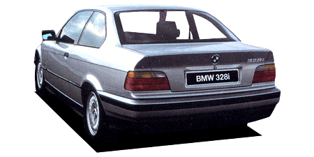 BMW 3シリーズ 328iクーペ (1995年8月モデル)
