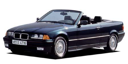 BMW 3シリーズ 328iカブリオーレ (1996年8月モデル)