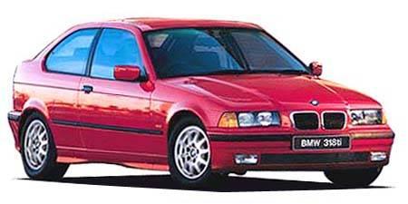 BMW 3シリーズ 318ti セレクション (1999年11月モデル)