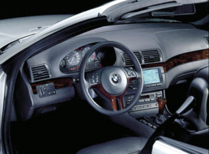 BMW 3シリーズ 330Ciカブリオーレ (2000年8月モデル)