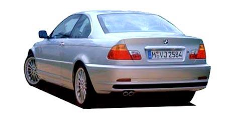 BMW 3シリーズ 318Ci (2000年8月モデル)
