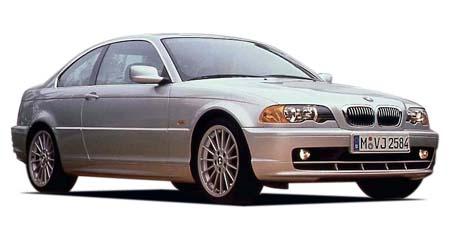 BMW 3シリーズ 318Ci (2000年11月モデル)