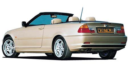 BMW 3シリーズ 330Ciカブリオーレ (2001年10月モデル)