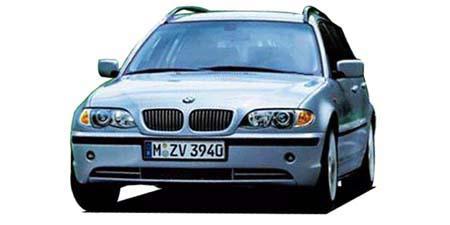 BMW 3シリーズ 325iツーリング Mスポーツ (2001年10月モデル)