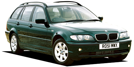 BMW 3シリーズ 325iツーリング (2003年4月モデル)