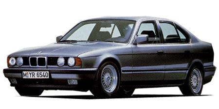 BMW 5シリーズ 535i (1988年8月モデル)