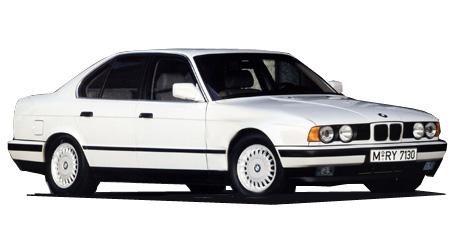 BMW 5シリーズ 525i (1991年9月モデル)