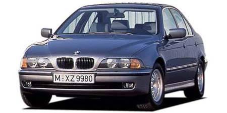 BMW 5シリーズ 540i (1998年11月モデル)