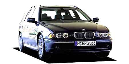 BMW 5シリーズ 530iツーリングハイライン (2001年1月モデル)