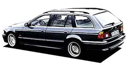 BMW 5シリーズ 530iツーリング (2002年6月モデル)
