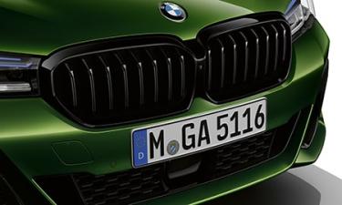 BMW 5シリーズ M550i xDrive (2020年9月モデル)