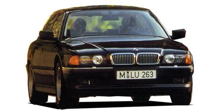 BMW 7シリーズ 735i (1996年7月モデル)