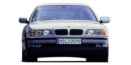 BMW 7シリーズ 740i (1998年11月モデル)