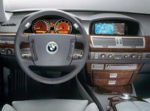 BMW 7シリーズ 745i (2001年10月モデル)