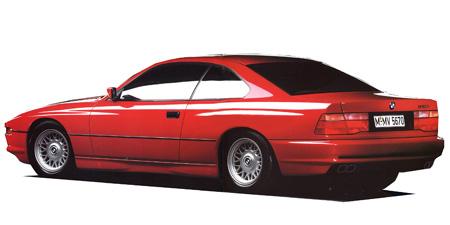 BMW 8シリーズ 850i (1990年11月モデル)