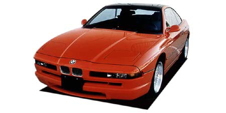 BMW 8シリーズ 840Ci M-インディビデュアル (1996年8月モデル)