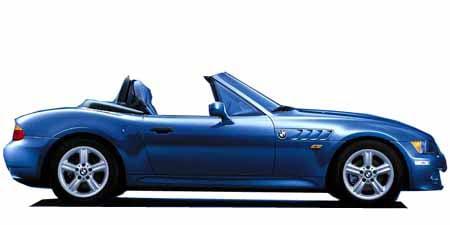 BMW Z3ロードスター ベースグレード (1998年11月モデル)