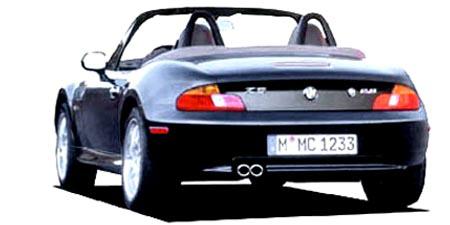 BMW Z3ロードスター 2.2i (2001年1月モデル)