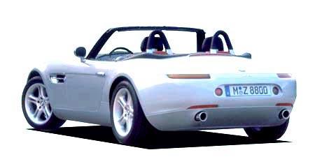 BMW Z8 ベースグレード (2000年5月モデル)