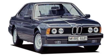 BMW 6シリーズ 635CSi (1989年4月モデル)