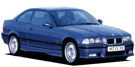 BMW M3 M3クーペ(SMG装備車) (1997年6月モデル)