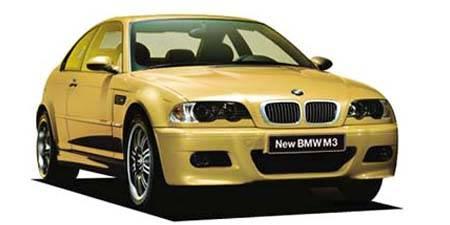 BMW M3 M3クーペ (2001年1月モデル)
