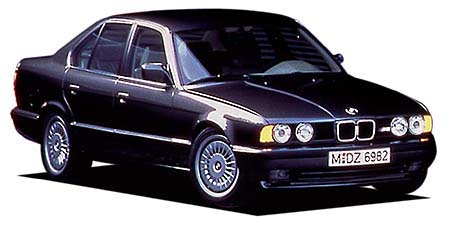 BMW M5 ベースグレード (1993年5月モデル)