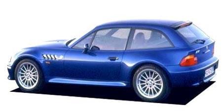 BMW Z3クーペ 3.0i (2001年1月モデル)